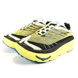 Hoka One One Mafate 2 Low Sneaker Womens 9 Yellow